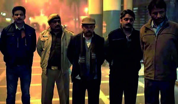 """Kadr z serialu """"Delhi Crime"""""""