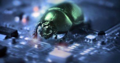 Niedzielne Fiszki: Pierwszy bug