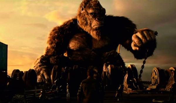 """Kadr z filmu """"Godzilla vs. Kong"""""""