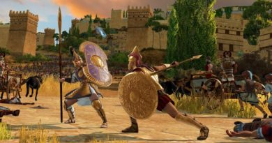 Total War Saga: Troy (Creative Assembly/Feral Interactive)