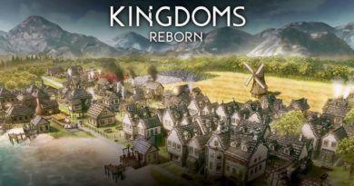 Kingdoms Reborn (Earthshine)