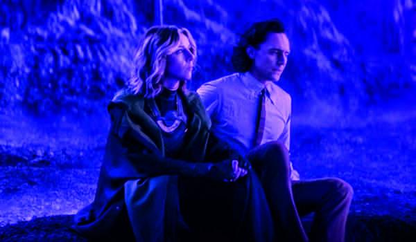 """Kadr z serialu """"Loki"""""""