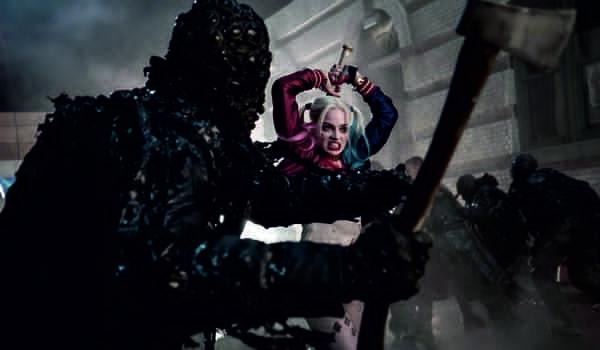 """Kadr z filmu """"Legion samobójców"""""""