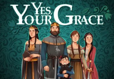 Yes, Your Grace (Brave At Night)
